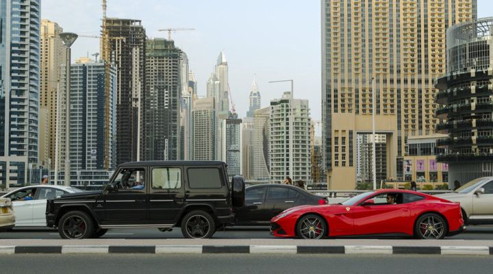 Only in Dubai Story