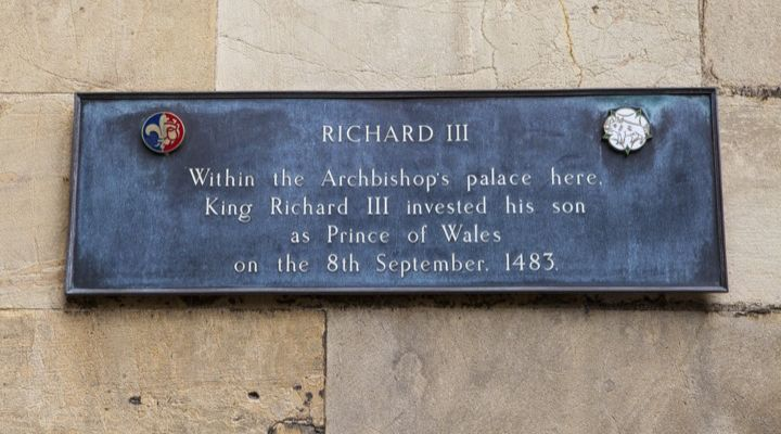 King Richard III Story