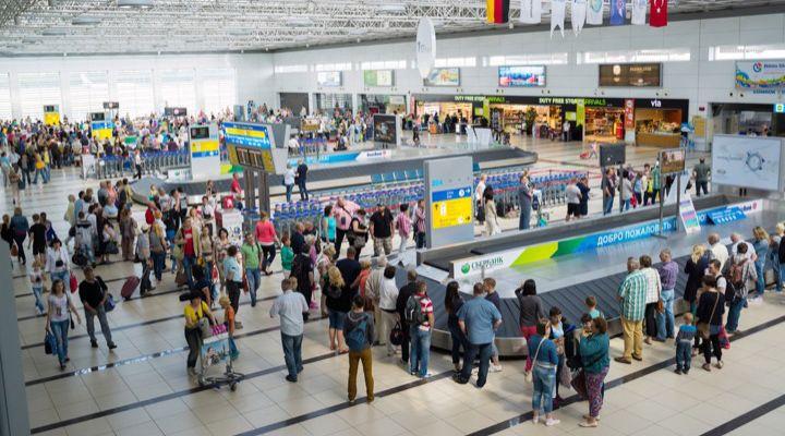 Tornado Turkish Airport Story