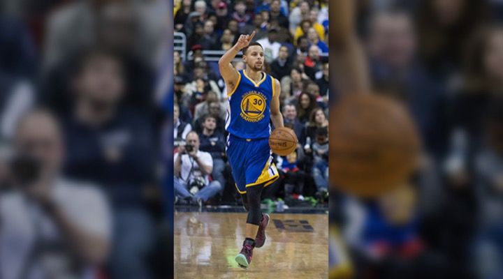 Steph Curry Story