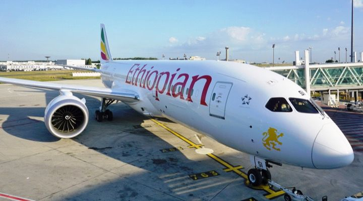 Ethiopian Flight Story