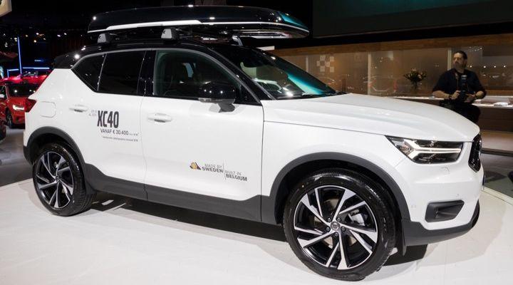 Luxury Crossover SUVs