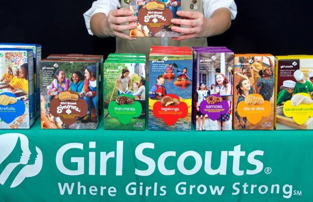 Girl Scout Cookies Story