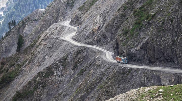 Dangerous Roads Story