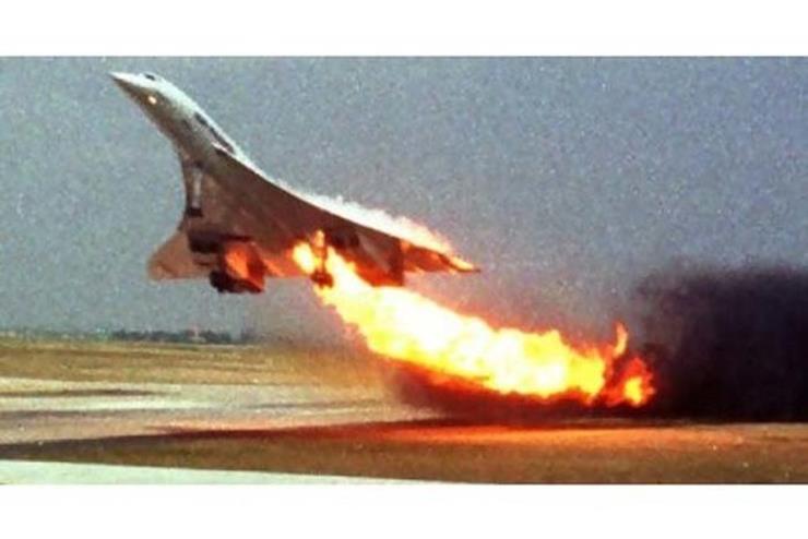 Concorde Flight 4590