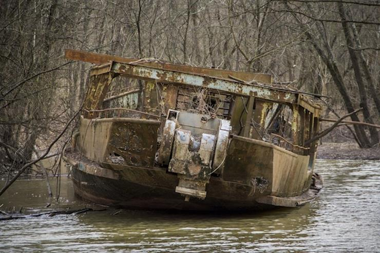 Ghost Ship Discovery