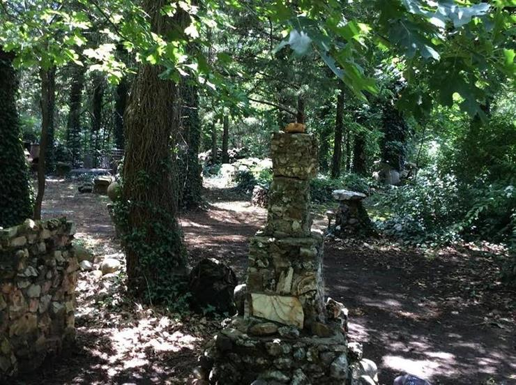 Secret Rock Garden