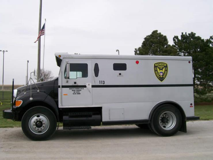 Image result for Rochester Armored Car