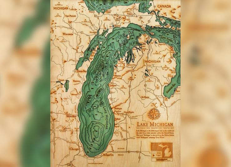COMMANDERS LOST TREASURES YOU CAN FIND IN THE STATE OF MICHIGAN - FULL COLOR EDITION