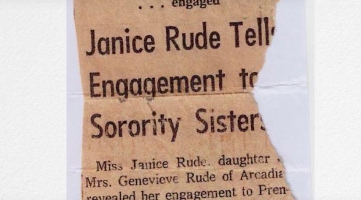 Janice Rude Story