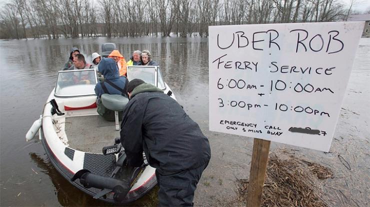 Uber Rob Story