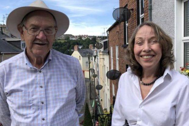 Maureen and Jim Nelis Story