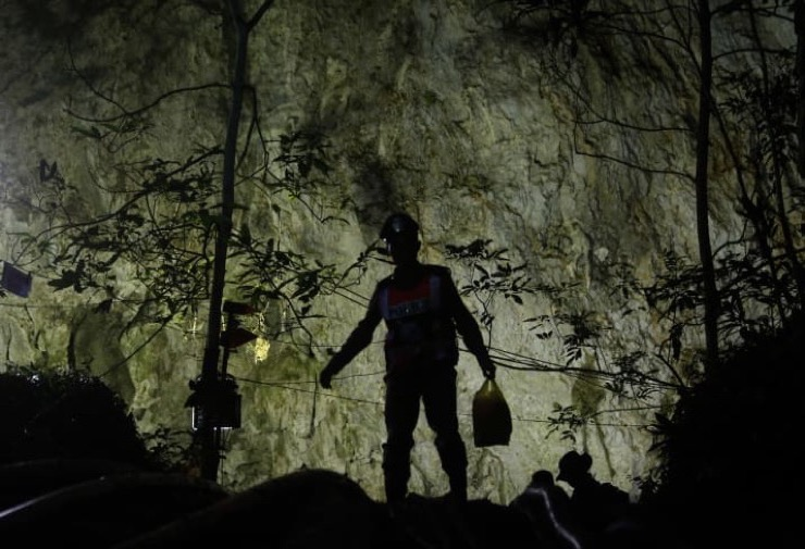 Thai Cave Rescue Story