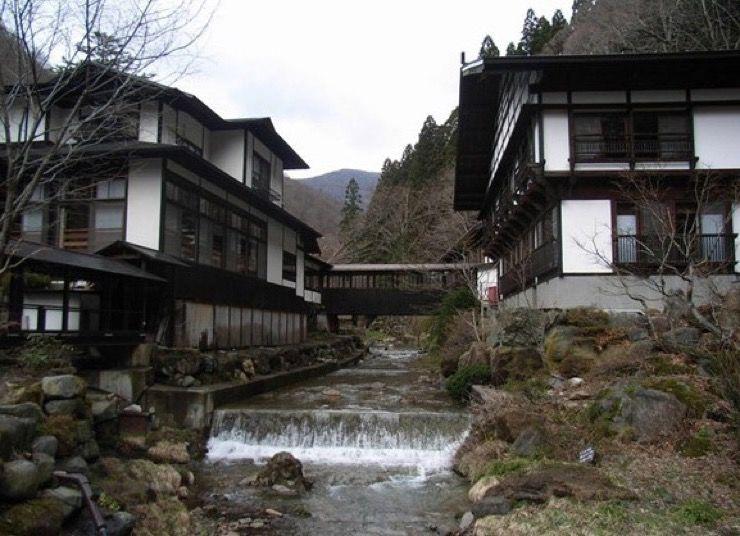Koshu Nishiyama Hot Spring Story