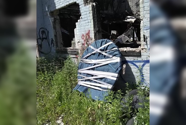 Michigan Central Station Clock Story