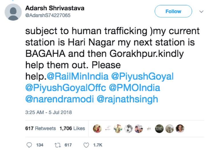 Tweet Saves 26 Girls Story