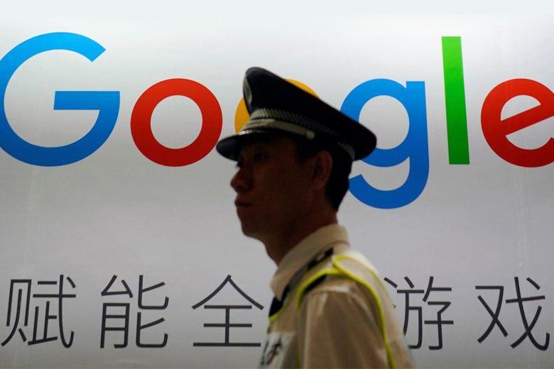 Google China Censorship Story