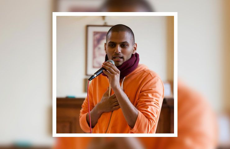 Teenage Rebel Finds His Life's Purpose After Becoming Monk ...