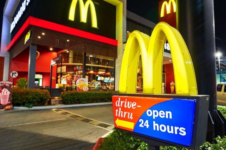 Homeless McDonald's Story