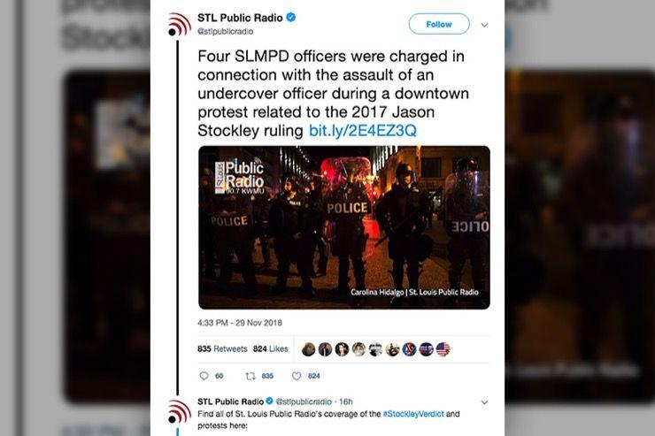 Missouri Cops Story