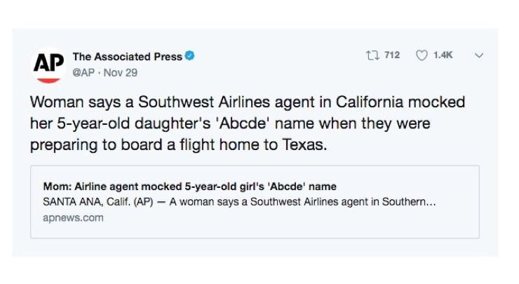 Southwest Airlines Story