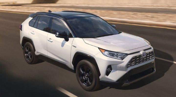 2019 Best SUV Story