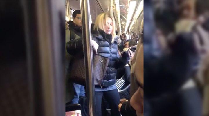 Subway Hero Citizen's Arrest