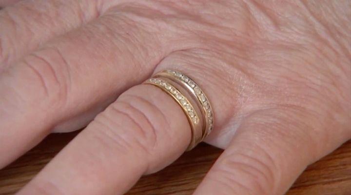 Paula Stanton Wedding Ring Story