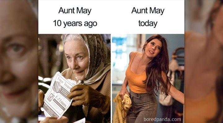 10-Year Challenge Memes