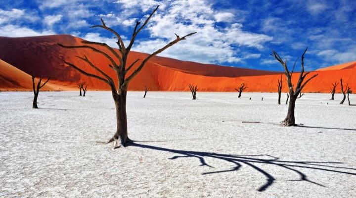 Strangest Places on Earth
