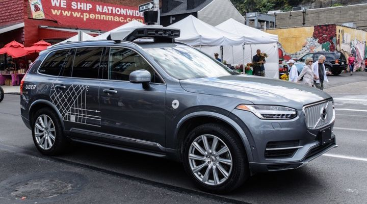 Driverless Car Collision Story