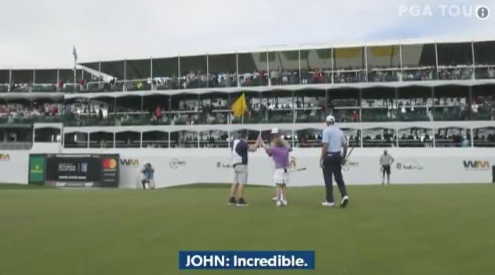 Special Olympics Golf Story
